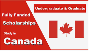 Fully Funded Undergraduate Studies in Canada 2020- Apply Now