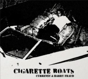 Curren$y & Harry Fraud – Cigarette Boats (Reissue)