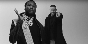 "Meek Mill and Justin Timberlake Share New Song ""Believe"" Video Share"