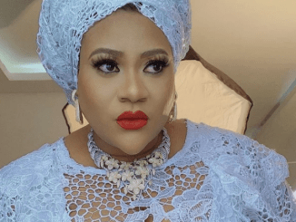 Nkechi Blessing says that as she advises busybodies to back out of her relationship, her sexual life is very active.