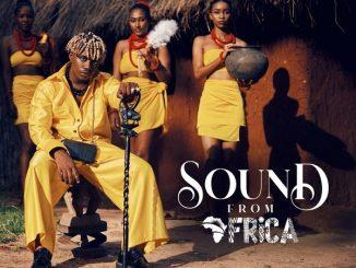 Rayvanny Sound From Africa Album Zip Download