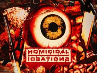 Skin Ticket – Homicidal Ideations