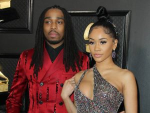 Saweetie Has Confirmed Reports She And Rapper Quavo