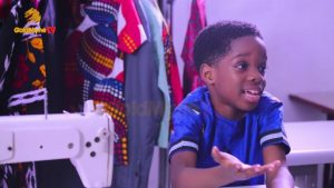 Boluwatife, In a new video, Wizkid's son shows off his rap skills.