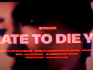 Sonder – Too Late To Die Young