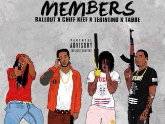 Chief Keef – On Gang Ft. Tadoe & Ballout