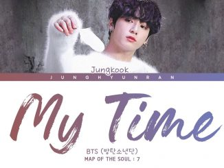 BTS – My Time Mp3 Download