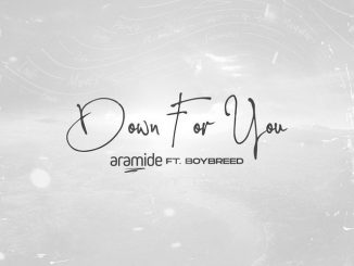 Aramide Down For You Mp3 Download