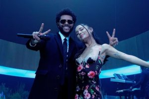 Ariana Grande – off the table ft. The Weeknd