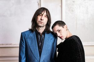 Bobby Gillespie and Jehnny Beth Utopian Ashes Album Zip Download