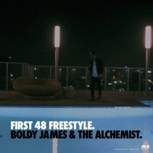 Boldy James & The Alchemist – First 48 Freestyle