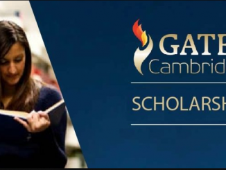 Postgraduate Admissions for the Gates Cambridge Scholarship 202223 are now open