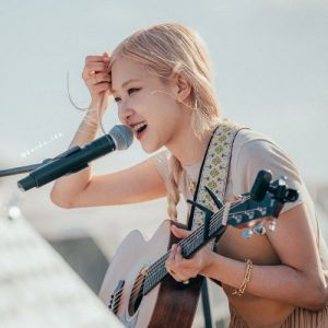 ROSÉ – Slow Dancing In A Burning Room Mp3 Download