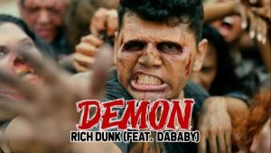 Rich Dunk DEMON Ft. DaBaby Mp3 Download