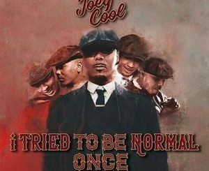 Joey Cool i tried to be normal once Zip Download