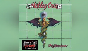 Mötley Crüe Dr. Feelgood (40th Anniversary Remastered) Album Zip Download