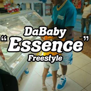 DaBaby Essence (Freestyle) Mp3 Download