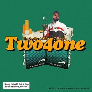 Jay Worthy Two4One Album Zip File Mp3 Download