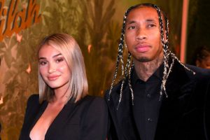 Tyga has been arrested for felony domestic violence.